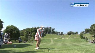 Chie Arimura come back to Japan LPGA tour