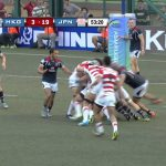 Japan Rugby wins 2nd straight in Hong Kong