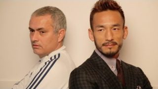 Who is the Japanese player Mourinho wanted?