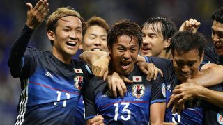 Bosnia and Herzegovina win Japan at Kirin Cup Final