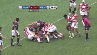 Great! Japan win Asian rugby championship 2016