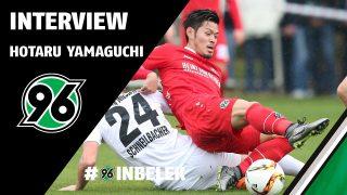 Homesick? Hotaru Yamaguchi wants to back Japan