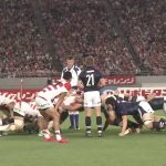 Scotland were winning streak in expedition to Japan
