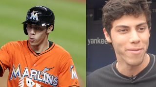 Does Christian Yelich attend 2017 WBC in Japanese team?