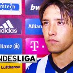 Which club of Bundesliga is Hajime Hosogai transfer?