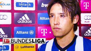 Which club of Bundesliga is Hajime Hosogai transfer?