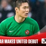 Eiji kawashima will transfer to Panathinaikos in summer