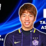 """The Jaguar"" Takuma Asano play in Rio as Arsenal's"