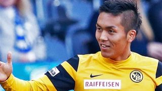 Yuya Kubo of BSC Young Boys can't play in Rio olympic