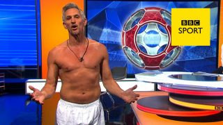 Gary Lineker made two contributions to Japanese football