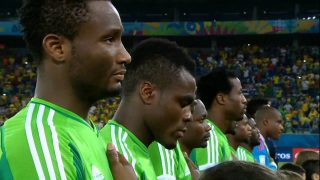 Nigeria come to Brazil on match day, win Japan 5-4