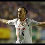 The reason for which Marcus Tulio Tanaka contracts with Grampus