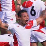 The reason for which Japan win New Zealand All Blacks in Sevens