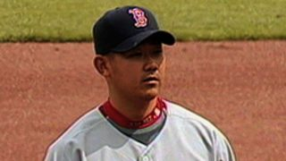 "Do you remember Daisuke Matsuzaka? He becomes ""Bad debt"" now"