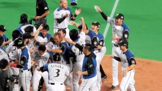 Brandon Laird is MVP, Fighters win Japan Series【with Review】