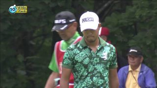 Satoshi Kodaira came from behind to win the Bridgestone Open
