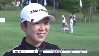 The secret that former No.1 world ranked Jiyai Shin won in Japan
