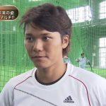 """Japanese Derek Jeter"" Hayato Sakamoto of Tokyo Giants is hot!"