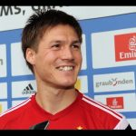 Hamburger SV Gotoku Sakai became Japanese Captain first time