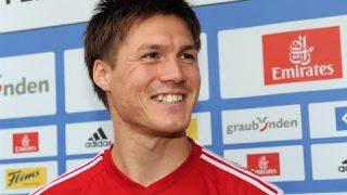 Hamburger SV Gotoku Sakai became Japanese Captain first time