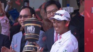 Hideki Matsuyama used Callaway Driver and won consecutively