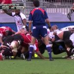 Japan lost to Fiji 38 to 25, Autumn Internationals are 1 win 3 losses