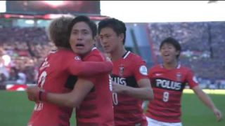 Urawa Reds got 1st place, but Nagoya Grampus were relegated
