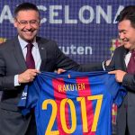 What is Rakuten to become FC Barcelona's primary shirt sponsor?