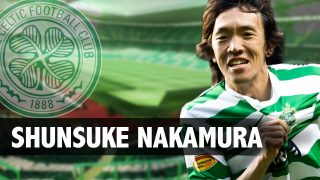 Shunsuke Nakamura (former Celtic) – 2017 goal & youtube in Japan