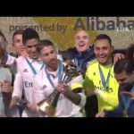 Kashima Antlers Gaku Shibasaki scored 2 goals against Real Madrid