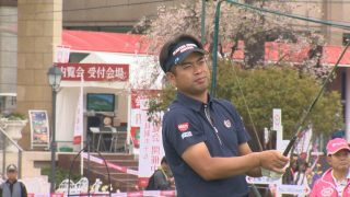 The reason for which Yuta Ikeda became a leading money winner