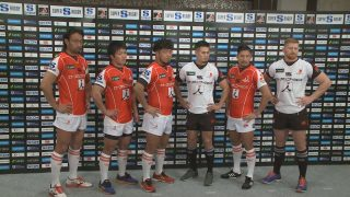 Who is the central player of Sunwolves in 2017 Super Rugby?