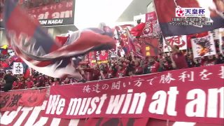 Kashima Antlers of 2nd football club in world win Emperor's Cup 2017