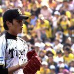 An up-close and personal look at Hanshin Tigers Shintaro Fujinami