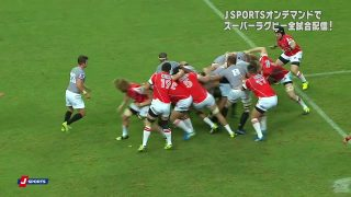 【Report】Kings win 37 to 23, Sunwolves lose 2 matches in a row