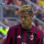 Keisuke Honda is 2nd Japanese to play in C.F. Pachuca Mexico
